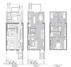 row house floor plan row house plans home mansion floor 3 bedroom 4