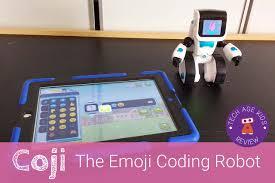 coji the emoji coding robot review