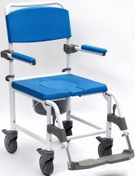 aston wheeled alloy shower commode chair shower chairs