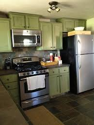 Distress Kitchen Cabinets by Exellent Distressed Green Kitchen Cabinets The Color Of Blue Jeans