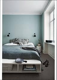 chambre bleu pastel gallery of deco chambre bleu paon avec des id es chambre bleu