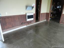 Garage Laminate Flooring Cozy With Concrete Garage Floor Sealer U2013 Decatur Indiana U2013 By