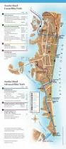 Florida Map Of Beaches by Bicycling On Amelia Island Amelia Island Florida