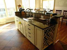 small kitchen island with sink kitchen island small sink most appealing small kitchen islands