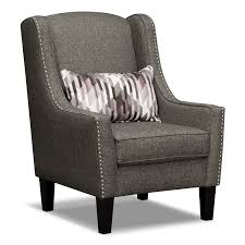 Blue Accent Arm Chair Furniture Accent Chairs With Arms For Elegant Family Furniture