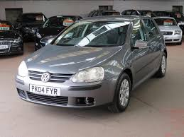 used 2004 volkswagen golf 1 6 fsi se 5dr for sale in lancashire