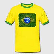 t shirt designen brasilien flagga fotboll designen t shirt spreadshirt
