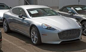 aston martin blacked out aston martin rapide wikipedia