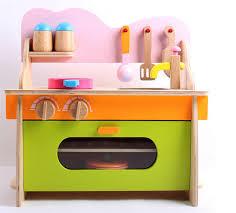 jouets cuisine nouvelle cuisine en bois jouet en bois démontage brûleur à gaz