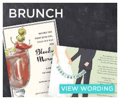 brunch invitation wording party invitation wording exles invitation box