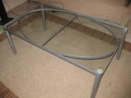 Unique Glass Coffee Tables - furniture glass coffee table ikea clear oval unique glass coffee