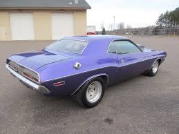 plum dodge challenger for sale 1971 dodge challenger 340 auto trades for sale in