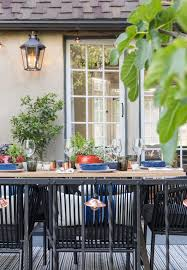 Outdoor Patio Furniture Target - how to decorate your outdoor space with all target emily henderson