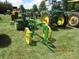 John Deere 71 Planter by John Deere 430 Crawler U0026 Rear Ripper Jd Farm Equipment My