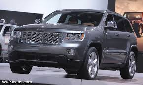 grey jeep grand cherokee 2015 jeep grand cherokee wk2 overland summit editions 2011 2015