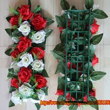 Wedding Trellis Flowers Wedding Arches Promotion Shop For Promotional Wedding Arches On
