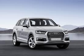Audi Q7 2015 - 362hp audi q7 e tron 2 0 tfsi quattro phev is for asian markets only