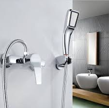 shower attachment for bathtub faucet 2018 wall mounted bathroom faucet bath tub mixer tap with hand