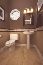 half bath remodel life projects pinterest paint colors tile chair rail for powder room small bathroom