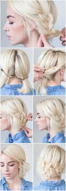 Frisuren F Kurze Haare Geflochten by Abendfrisuren Selber Machen Tipps Und Tricks Für Effektvollen Look