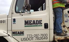 electric company truck meade electric co moving headquarters to chicago tribunedigital