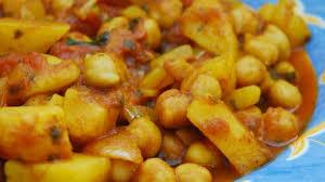 cuisiner des pois chiches recette de pois chiches à l indienne foodlavie