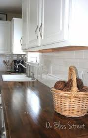 Wood Countertops Kitchen by Making Wood Countertops Sawdustgirl Com For The Home