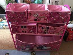 Minnie Mouse Toy Organizer Minnie Mouse Toy Storage In Diss Norfolk Gumtree