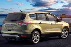 Ford Escape 2014 - september cuv sales ford escape toyota rav4 surpass rivals