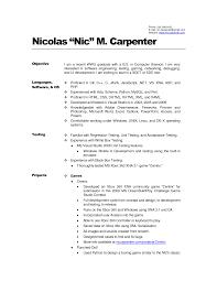 testing resume sample carpenter resume examples resume for your job application resume theatre design by trenton bean picture carpenter resume1