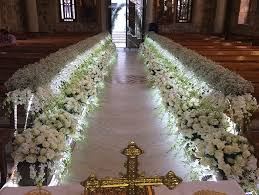 wedding church decorations church weddings floral designs bekaa lebanon by sawaya flowers