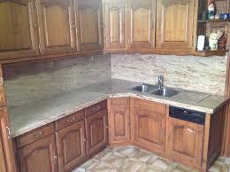 cuisine haut rhin granit pour plan de travail cuisine 4 r233novation cuisine bas