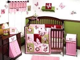 Lavender Butterfly Crib Bedding Lavender Butterfly Baby Bedding Lavender Butterfly Crib Bedding