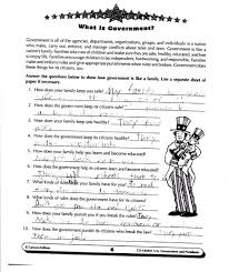 ideas of grade 5 social studies canadian government worksheets