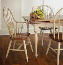 Amish Dining Room Furniture Amish Stowleaf Farmhouse Dining Table Amish Furniture