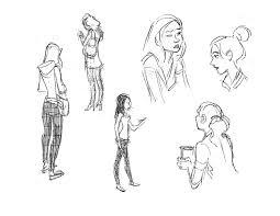 justin hunt summer 2010 sketches