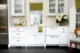 Sink Kitchen Cabinets Kitchen 10 Inspiring White Color Farmhouse Kitchen Sink Design