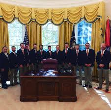oval office over the years brentley romine golfweekbromine twitter