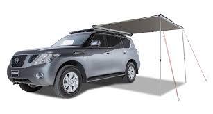 Vehicle Awning Sunseeker 2 5m Awning 32105 Rhino Rack