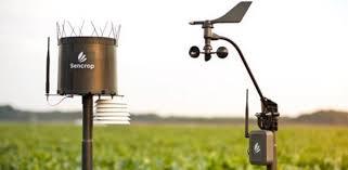 chambre d agriculture ile de météo un réseau de 200 stations connectées en ile de