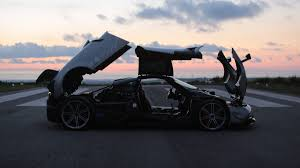 pagani pagani huayra bc drive review with photos price horsepower and