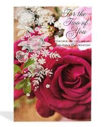 anniversary greeting cards beautiful floral anniversary greeting card at rs 75