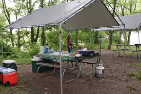 Rent Picnic Tables The Brick Stone Underground House Close To The Campsites And