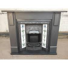 edwardian slate fireplace surround
