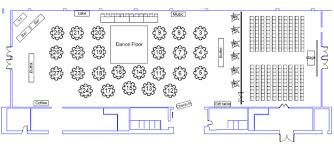 marriage hall floor plan best wedding reception layout planner pictures styles ideas