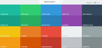 making it work flat design and color trends designmodo