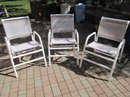 furniture store kitchener waterloo set of 3 brand new matching patio chairs straight from store