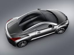 peugeot rcz black z u0027 is for zagato u2026 that car design blog