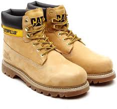 buy boots kuwait caterpillar shoes model colorado honey size 43 price review and