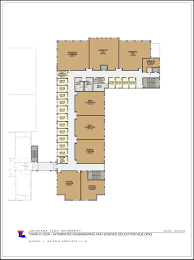 integrated engineering and science education building plans
